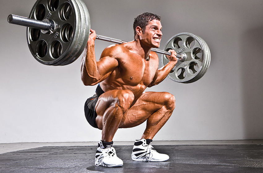 All you need to know about squats depth