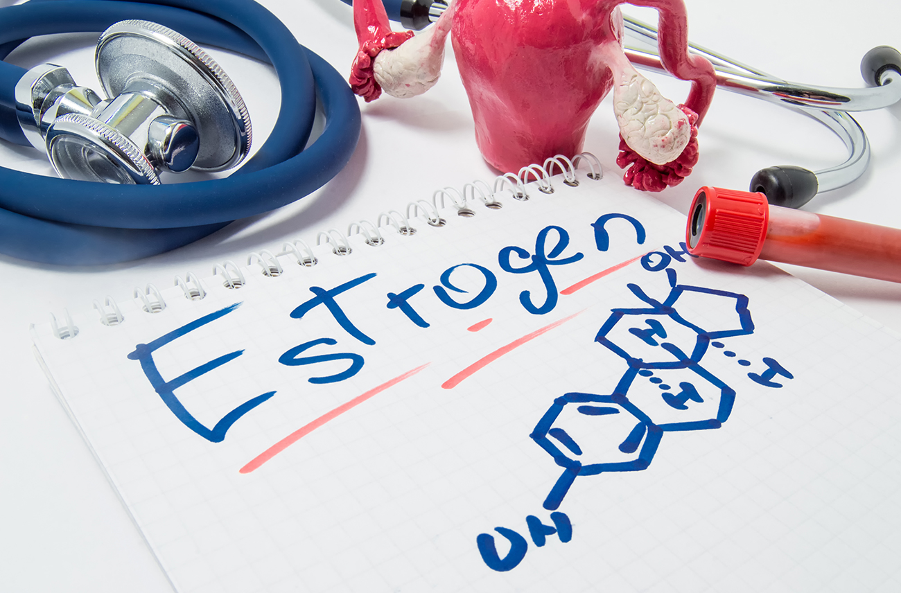 Estrogen levels. What men need to know